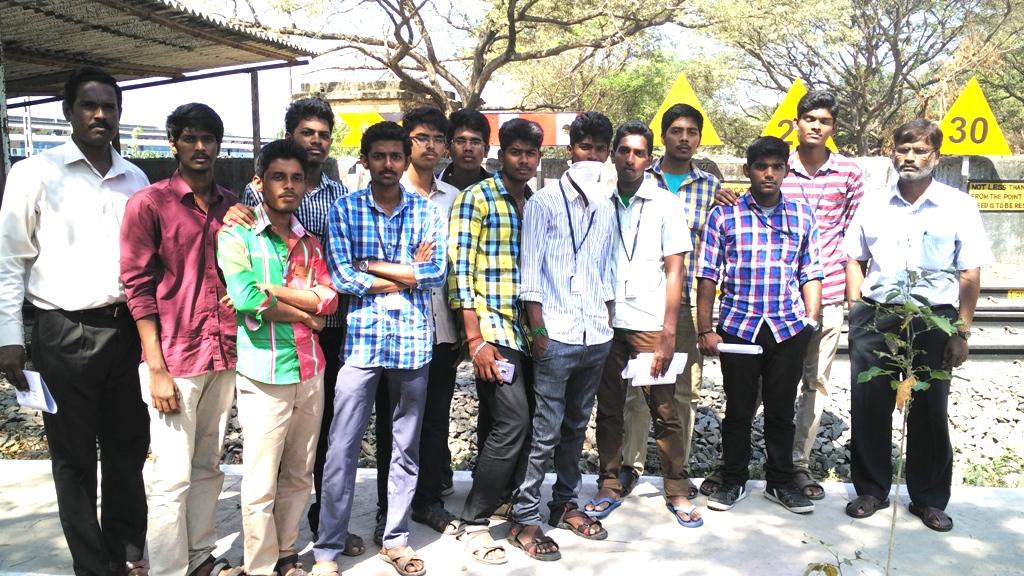 Industry Institute Interaction - Sri Manakula Vinayagar